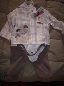 Baby Boy Clothing ________0-6 months