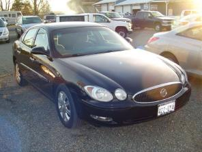 2006 Buick LaCrosse CX Lease Return
