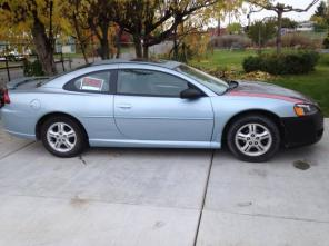 04 dodge stratus coupe sxt 4cylinder MPG!!