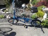 DAHON STOW AWAY Folding Bike 5 Speed Bicycle Blue