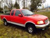 1999 Ford F-250 Extended Cab 4X4 Pickup